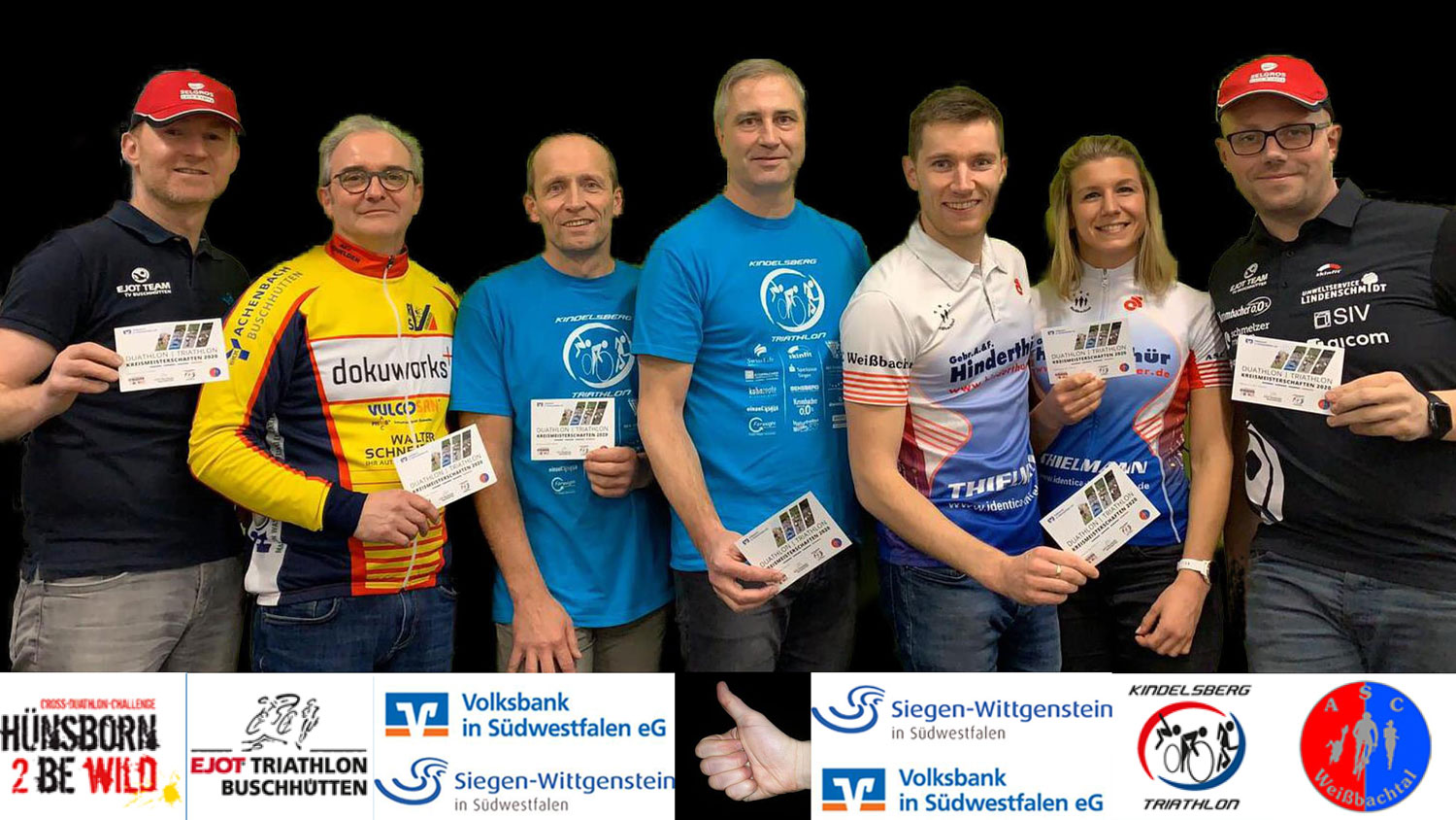 Volksbank Duathlon/Triathlon Kreismeisterschaft 2020